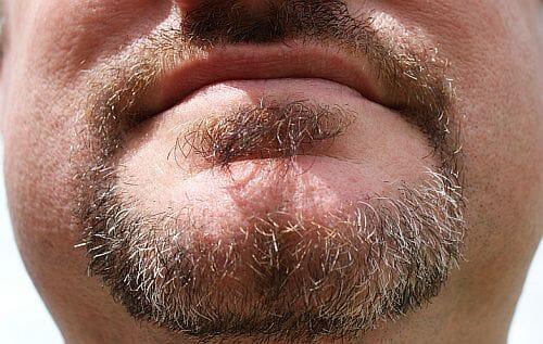 Before Harvest Moon dark brown natural beard dye