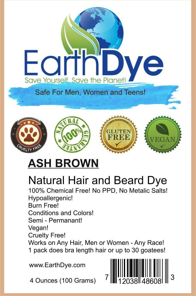 All natural henna hair dye new ash brown henna hair dye solutioingenieria Choice Image